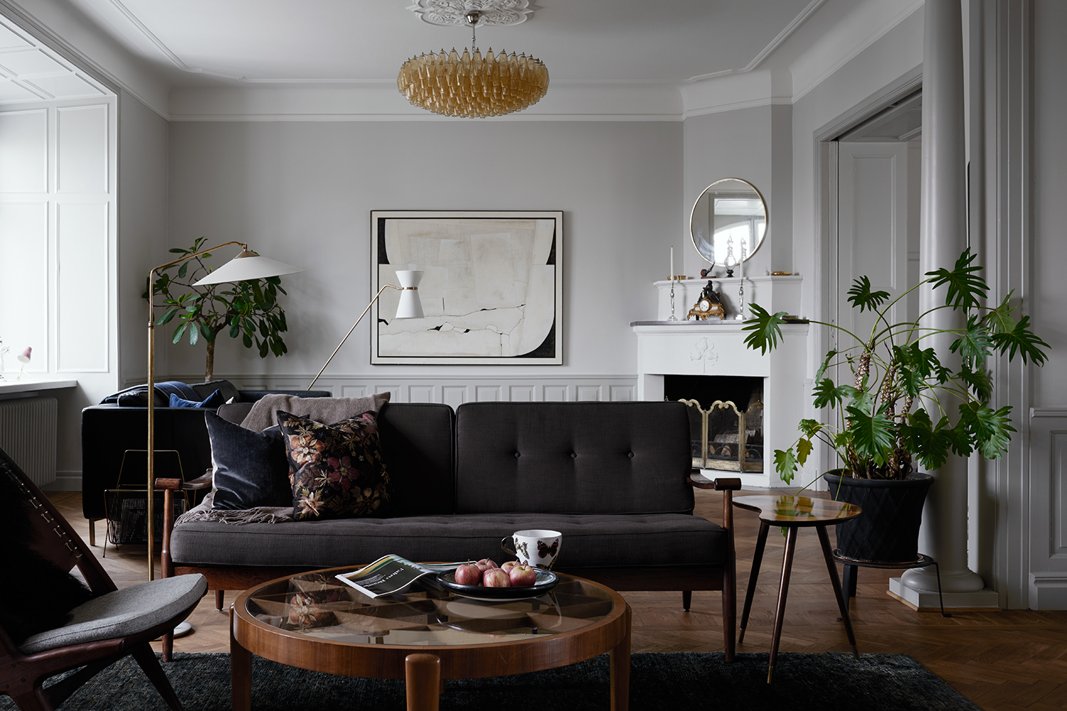 kristofer johnsson the kinfolk home. Black Bedroom Furniture Sets. Home Design Ideas